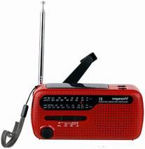 Kaito V1R Voyager Solar/Dynamo AM/FM/SW Emergency Radio with