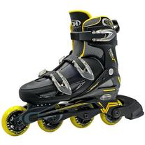 Roller Derby Men's V500 Adjustable Inline Skates  Large