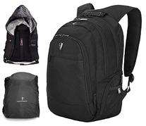 Victoriatourist V6004 Waterproof Laptop Backpack with Rain