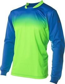 Vizari Vallejo Goalkeeper Jersey, Royal/Neon Green, Size