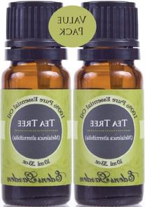 Value Pack 2-10 ml Tea Tree  100% Pure Therapeutic Grade