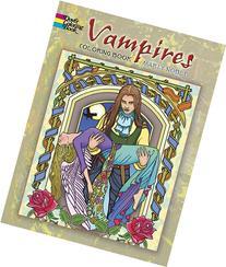 Vampires Coloring Book