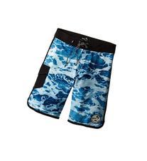 7c27ae4bc3 Vans Kids - Mixed Scallop Boardshorts Boy's Swimwear