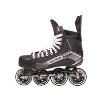 Bauer 1047269 Junior Vapor X300R Roller Hockey Skate, Black