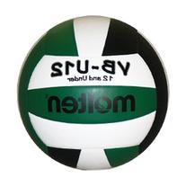 Molten VB Lite U12 Volleyball Green/Black/White