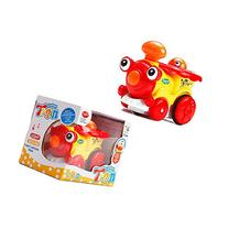 Toyerbee Vehicle With Music And Lights Cartoon Train For