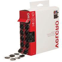 "Velcro VEL152 Hook and Loop Dot Tape Combo Pack, 3/4"""