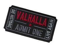 Hook Ticket to Valhalla Valknut Morale Tactical Vikings