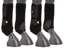 Tough 1 Extreme Vented Sport Boots Set, Purple, Medium