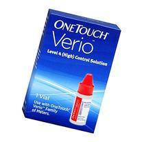 One Touch Verio, Level 4 Solution - 1 vial