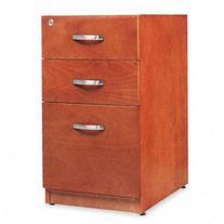 Best Verona Veneer Box/Box/File Pedestal File ALERN531629CM
