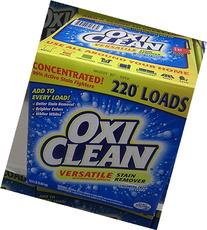 OxiClean Versatile Stain Remover More Concentrated Makes 220