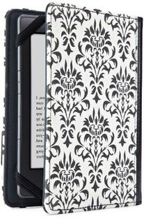 Verso Versailles Cover for Kindle, Black/White