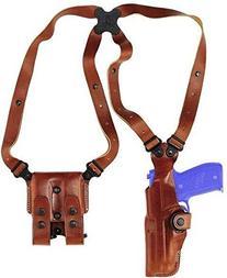 Galco Vertical Shoulder Holster System for S&W L FR 686 4-
