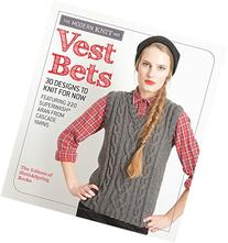 Vest Bets: 30 Designs to Knit for Now Featuring 220