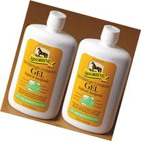 Absorbine 2-Pack Veterinary Liniment Squeeze Bottle Gel, 12-Ounce