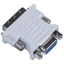 Matrox VGA Adapter - 1 x DVI-I Male Video - 1 x HD-15 Female