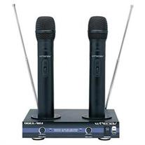 VocoPro VHF-3300 2-Channel Wireless Microphone System