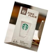 Starbucks VIA Ready Brew Pike Place Roast Coffee 12 Count