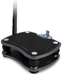 Full Body Vibration Plate Exercise Fitness Machine, Portable