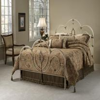 Hillsdale Furniture Victoria Wrought Iron Bed