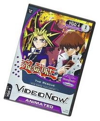 "Videonow Personal Video Disc: Yu-Gi-Oh - ""The Rescue"