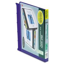 Wilson Jones View-Tab Round Ring View Binder With Tabs