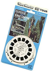 Viewmaster - Sequoia and Kings Canyon National Parks