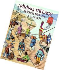 Viking Village Sticker Picture