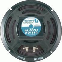Jensen Vintage P8R8 8-Inch Alnico Speaker, 8 ohm