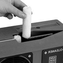 Audio Desk Systeme Vinyl Cleaner Machine Microfiber Barrels