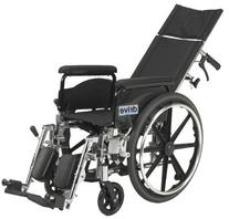 Drive Medical Viper Plus GT Reclining Wheelchair with Full