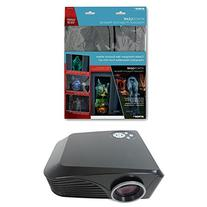 1000 Lumen LED Virtual Reality Video Projector with