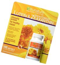 Trunature Vision 140 Softgels Complex Lutein and Zeaxanthin