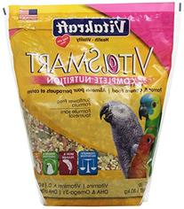 Vitakraft VitaSmart Parrot & Conure Food - Sunflower Free