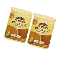 Nature Made Vitamelts Vitamin C Smooth Dissolve Tablets, 60