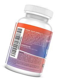Vitamin B12 - 1000 MCG Supplement - Natural Energy Booster