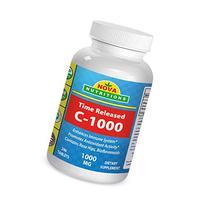 Nova Nutritions Vitamin C-1000 mg 240 Tablets