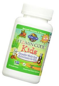 Garden of Life Vegetarian Multivitamin Supplement for Kids