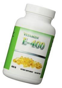 Eden Pond Vitamin E-400 D-Alpha with High Power Absorb