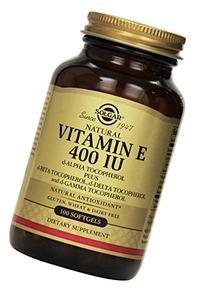 Solgar - Vitamin E 400 IU Mixed  100 Softgels