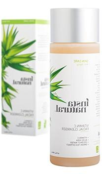 InstaNatural Vitamin C Facial Cleanser - Anti Aging,