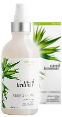 InstaNatural Vitamin C Facial Toner - Anti Aging Face Spray