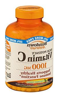 Sundown Naturals Vitamin Supplement High Potency Vitamin C