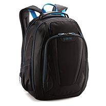 Samsonite Vizair 2 Laptop Backpack, Black/Electric Blue, One