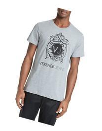 Men's Versace Jeans Vj Crest Graphic T-Shirt