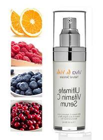 Viva la Vida Natural Vitamin C Serum With Hyaluronic Acid