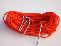 Home Court M8M25 Volleyball Boundary Rope