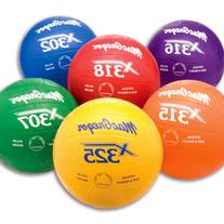 MacGregor Multicolor Volleyballs Prism Pack