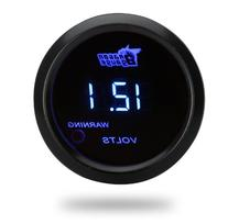 Docooler Digital Voltage Meter Gauge for Auto Car 52mm 2in